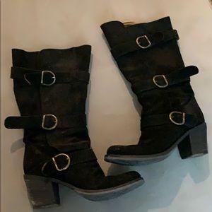 Fiorentini +Baker boots